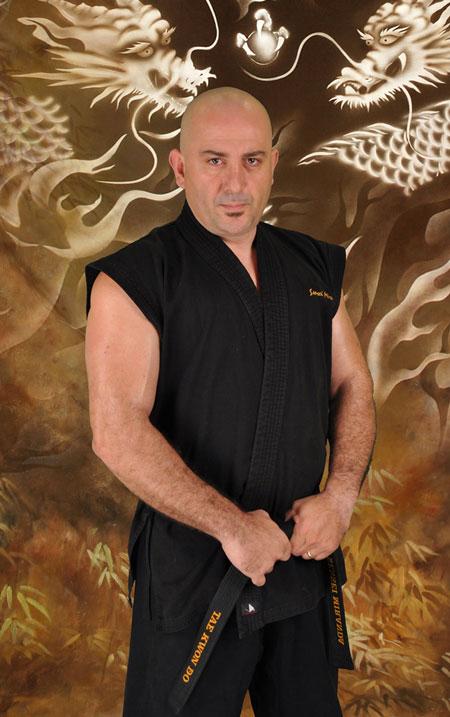 Martial Arts Sensei Miranda
